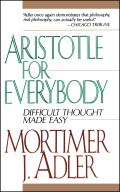 Aristotle For Everybody Difficult Though