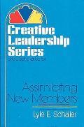 Assimilating New Members Creative Leader