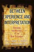 Between Experience and Interpretation: Engaging the Writings of the New Testament