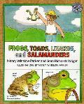 Frogs Toads Lizards & Salamanders