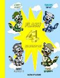 FLASH 4 - Secret Mystery Military Missions: Deployment One - Secret Mystery Military Missions