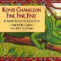 Konte Chameleon Fine, Fine, Fine!: A West African Folk Tale