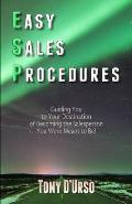 Easy Sales Procedures