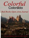 Red Rocks Open Area Journal: Make Your Own Hiker's Book