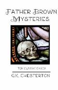 Father Brown Mysteries: Ten Classic Cases