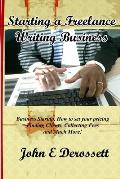Starting a Freelance Writing Business