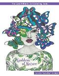 Goddess of Nature: The Adult Ethnic Art Coloring Book