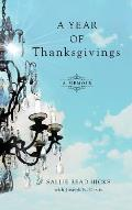 A Year of Thanksgivings: A Memoir