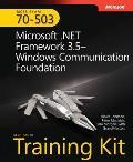 MCTS Self Paced Training Kit Exam 70 503 Microsoft .Net Framework 3.5 Windows Communication Foundation