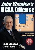 John Wooden's UCLA Offense [With DVD]