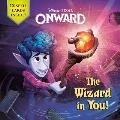 Onward the Wizard In You Deluxe Pictureback Disney Pixar