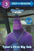 Tylors First Big Job Disney Monsters at Work