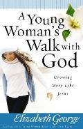 Young Womans Walk With God Growing More