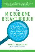 Whole Brain The Microbiome Solution to Heal Depression Anxiety & Mental Fog without Prescription Drugs