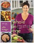 Whole in One Complete Healthy Meals in a Single Pot Sheet Pan or Skillet