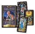 Gilded Tarot With 78 Card Tarot DeckWith Organdy Tarot Bag