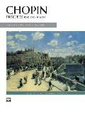 Alfred Masterwork Edition||||Chopin -- Preludes
