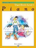 Alfred's Basic Piano Library, Duet Book, Level 3