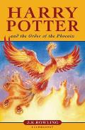Harry Potter 05 & The Order of the Phoenix