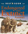 Best Book of Endangered & Extinct Animals