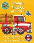 Amazing Machines Tough Trucks Activity