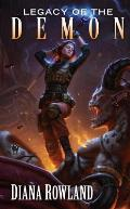 Legacy of the Demon Kara Gillian Book Eight