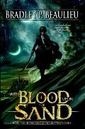 With Blood Upon the Sand Book Two of The Song of Shattered Sands