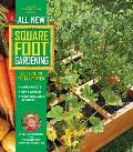 All New Square Foot Gardening 3rd Ed MORE Projects NEW Solutions GROW Vegetables Anywhere