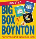 Big Box of Boynton Barnyard Dance Pajama Time Oh My Oh My Oh Dinosaurs