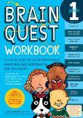 Brain Quest Grade 1 Workbook With Stickers