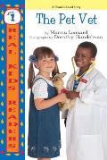 Pet Vet Real Kids Readers