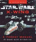 Star Wars X Wing A Pocket Manual Pop Up