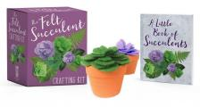 Felt Succulent Crafting Kit