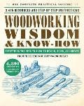 Woodworking Wisdom & Know How
