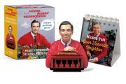 Mister Rogers Talking Figurine Mini Kit