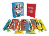 Justice League: Morphing Magnet Set: (set of 7 Lenticular Magnets)