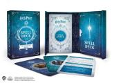 Harry Potter: Spell Deck and Interactive Book [With Book(s)]