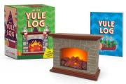 Mini Yule Log: With Crackling Sound!