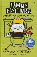 Timmy Failure 04 Sanitized for Your Protection