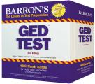 GED Test Flash Cards: 450 Flash Cards to Help You Achieve a Higher Score