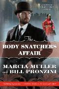 Body Snatchers Affair A Carpenter & Quincannon Mystery
