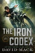 Iron Codex Dark Arts Book 2