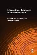 International Trade and Economic Growth
