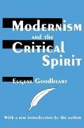 Modernism and the Critical Spirit