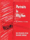 Portraits In Rhythm 50 Studies For Snare