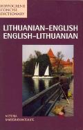 Lithuanian English English Lithuanian Concise Dictionary
