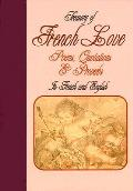 Treasury of French Love Poems Quotations & Proverbs