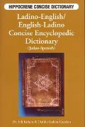 Ladino English English Ladino Concise Dictionary