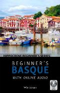 Beginners Basque with Online Audio