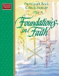 Foundations Of Faith Year A Participant